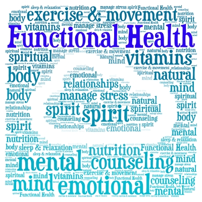 Functional Health wordle